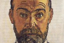 Ferdinand Hodler / Ferdinand Hodler (Berna, 14 marzo 1853 – Ginevra, 19 maggio 1918) pittore svizzero.