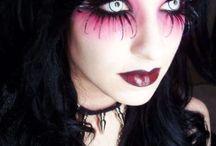 Halloween / Maquillage et décoration