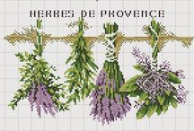 Cross stitch - provence