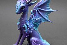 Mythological creatures & fantasy