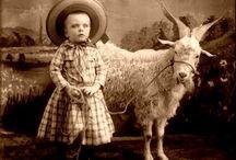 Vintage Photos of Children / by Linda Virio