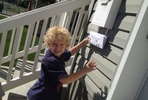 Community Preschool / Activities to teach preschoolers about community helpers and jobs people do.