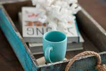 House of Turquoise / alluxia inspired colours and style