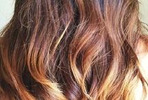 New Hair Ideas / by Lauren Petry