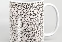 Design · Mug'O'Mania / Cute mugs, cool mugs, funny mugs - mugs! Mugs for green tea, hot elderflower cordial, Scandinavian Gløgg, pencils, plants, and ... maybe I can think of something else to use mugs for, no, I don't drink coffee, but I love the smell of it!