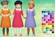 Sims 4 - Toddler Clothing