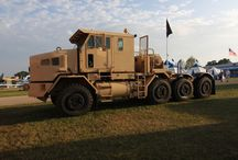 Trucks - Oshkosh Trucks