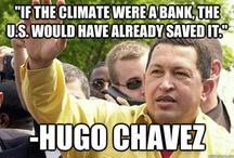 Hugo Chavez Frias (1954-2013)