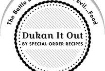 Dukan recipes