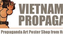 """VN Propaganda Posters / 10% discount with the coupon """"PINTEREST"""""""
