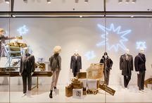 KONEN Crazy Christmas Weihnachten 2014 / Crazy Christmas: Die weihnachtlichen Schaufenster bei KONEN im Winter 2014