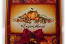 Cards - Thanksgiving & Fall