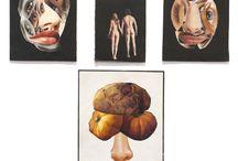 """L'Inutile comme volonté de représentation / Vues de l'exposition de Benyounès Semtati intitulée """" L'Inutile comme volonté de représentation"""" à la galerie VivoEquidem du 12 mars au 25 avril 2015"""