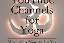 Yoga channel YouTube