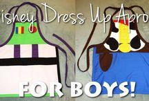 Oblečení, kostýmy. ..