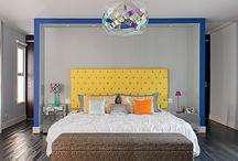 Cabeceira de cama em captone