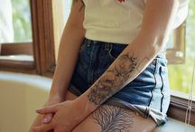 Tatto thing / Tattoos that i love