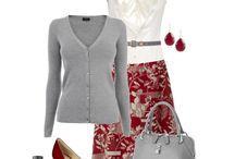 kombinace oblečení