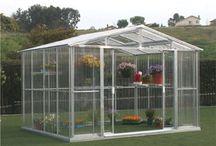 green house ideas / by Shelia Arnold