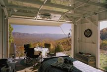 Cabin Love / Cabins and hideaways