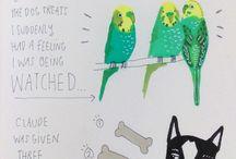 Sophy's Sketchbook