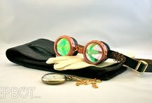 Steampunk Accessories for Raven Grace