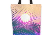 miPic Tote bags