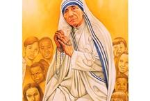 Madre Teresa de Calcutá / by Católico de todo coração