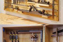 Werkzeugorganisation