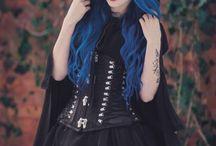 Model: Blue Astrid
