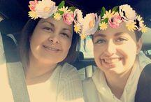 Nickie and Mom