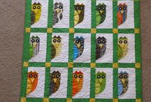 Quilting: Others' bee blocks / Ideas, inspiration for the blocks you'll be making for fellow bee members. This includes blocks for the following bees...