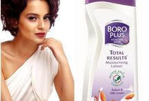 Emami Boroplus Campaign / Skin Campaign with Bollywood Star Kangana Ranaut   / by LIMELIGHT INDIA