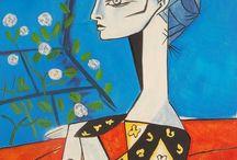 Pablo Picasso /  Spanish artist (1881-1973)
