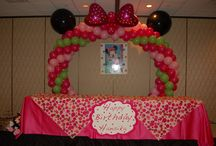 Mickey & Minnie / Items we can do with the Mickey and/or Minnie theme