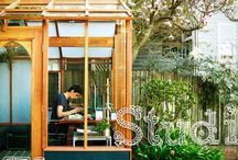 Front Porch/ Greenhouse / how to transform the porch to a greenhouse