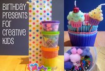 Birthday Stuff / by Kristy Graham