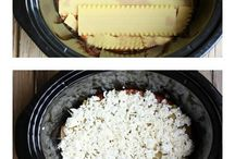 Crockpot recipes / Slow cooker recepten