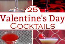 Valentine's Drink Recipes