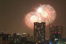Tokyo Bay Grand Fireworks Festival 2013