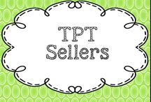 TPT Sellers / Check out all these great products form various sellers from TPT