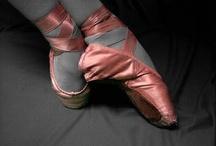 A Dancer's Heart / by Tamesha Walker