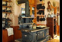Old time Cookin'