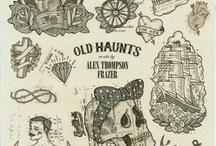 * oldschool tattoos *
