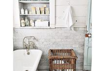 farmhouse 1851 - wash room