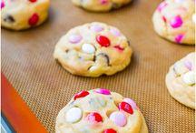 M and M cccookies