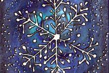 Výtvarka zima