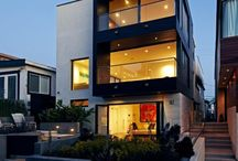 Exterior home design / Modern buildings and architecture basically
