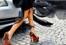 Fashionista / by Josephine Nicole