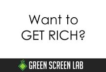 Become rich working from home - How to get rich fast working at home by making money online
